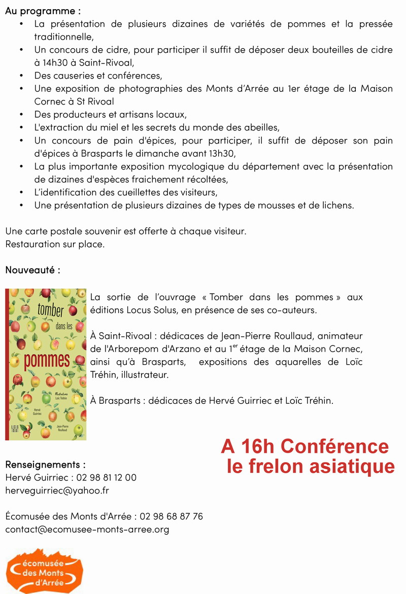 Fête de la Pomme, du Miel et des Champignons 2014 Page_210