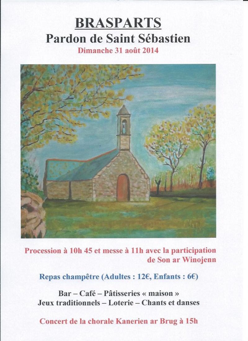 Pardon de Saint Sébastien 2014 Pardon11