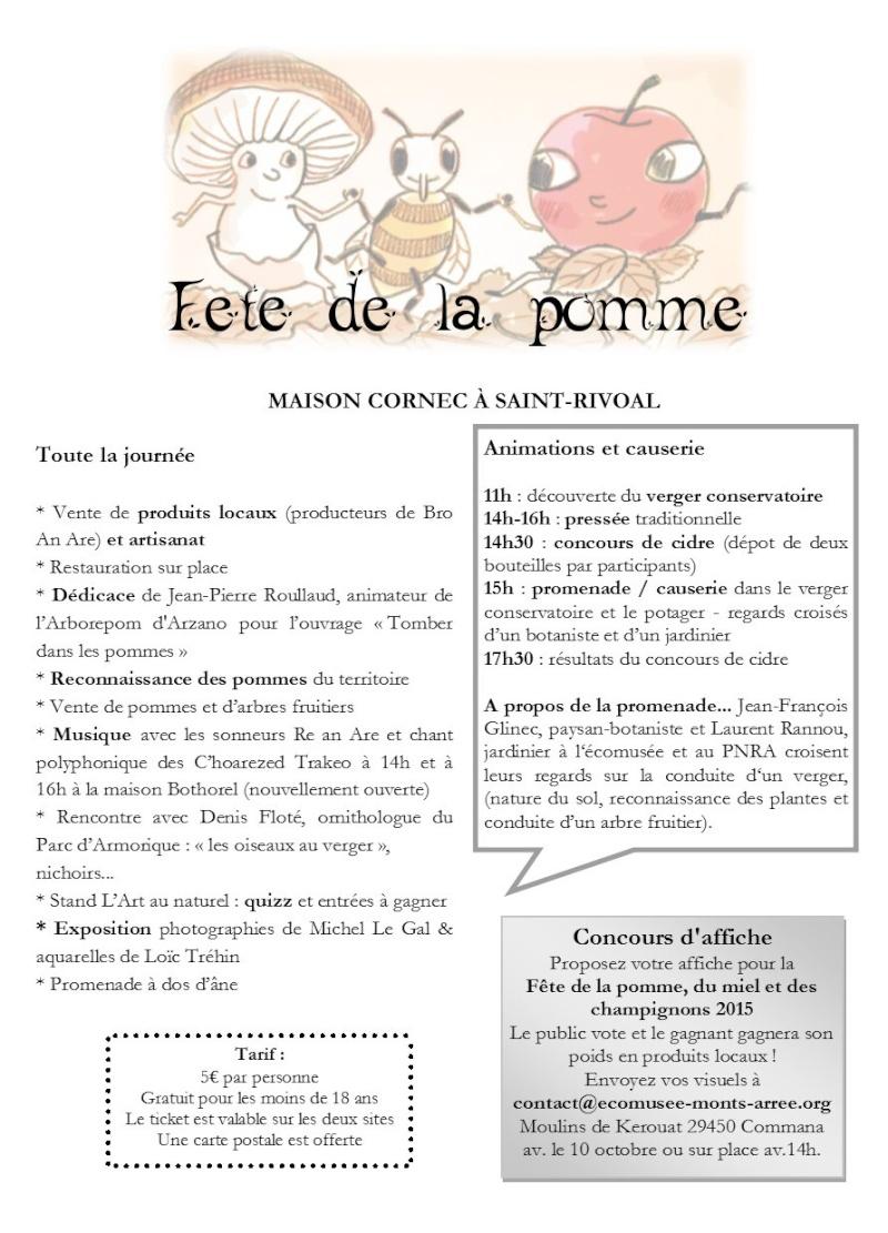 Fête de la Pomme, du Miel et des Champignons 2014 Progfe10