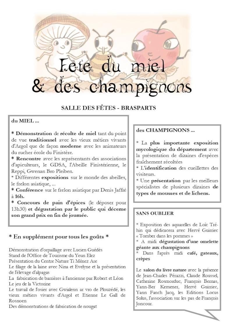 Fête de la Pomme, du Miel et des Champignons 2014 Progfe11