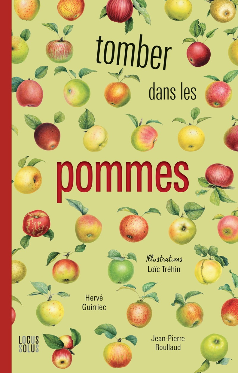 LE NIVOT EDITIONS/ Tomber dans les Pommes Tomber10