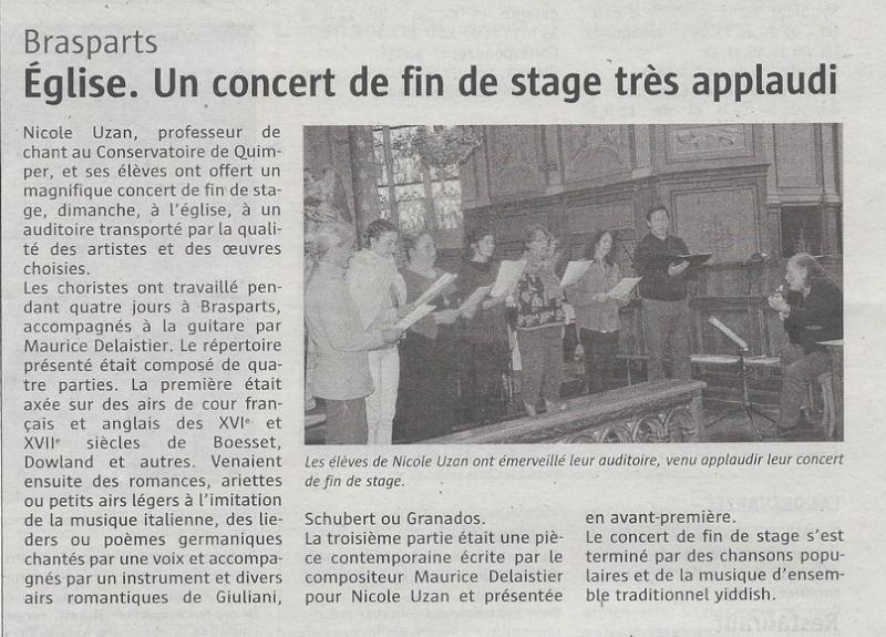 """Concert """"chant et guitare"""" à l'église de Brasparts le 24 août 2014 Tylygr13"""