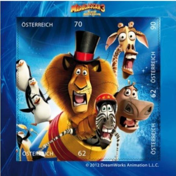 Den hat´s noch gebraucht - Block Madagascar !?!?! 01124