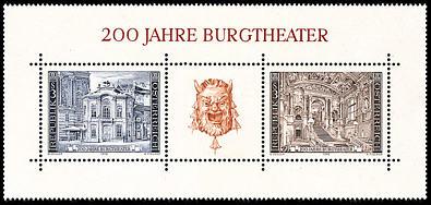 Blockausgaben Österreich 01131