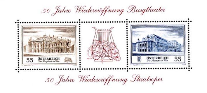 Blockausgaben Österreich 01148