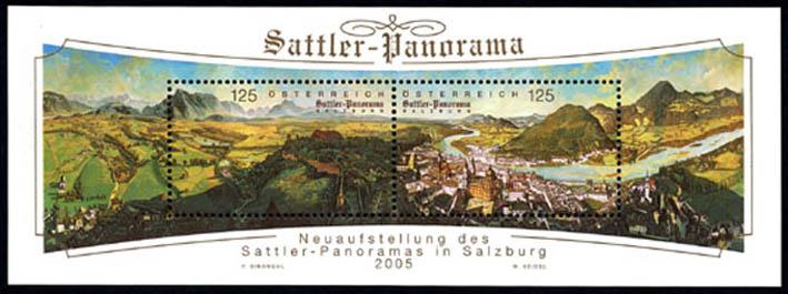 Blockausgaben Österreich 01149
