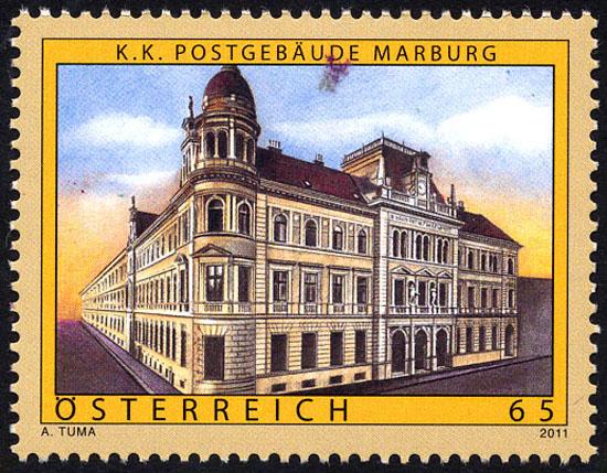 Ausgaben 2011 - Österreich 01165