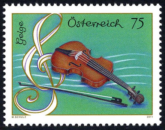 Ausgaben 2011 - Österreich 01166