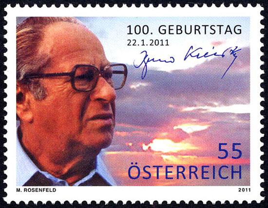 Ausgaben 2011 - Österreich 01167