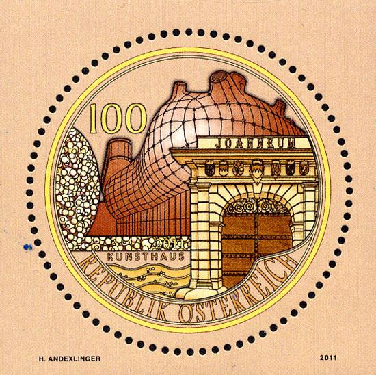 Ausgaben 2011 - Österreich 01168