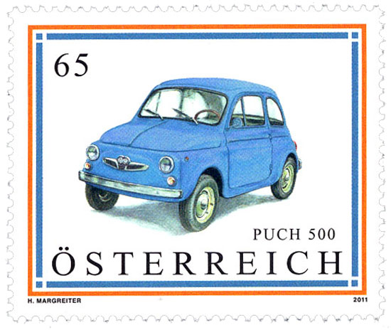 Ausgaben 2011 - Österreich 01175