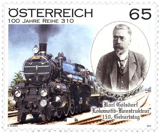 Ausgaben 2011 - Österreich 01176