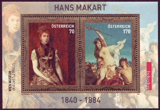 Ausgaben 2011 - Österreich 01186