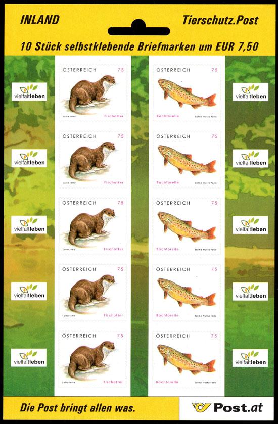 Österreich - Ausgabeprogramm 2010 01189