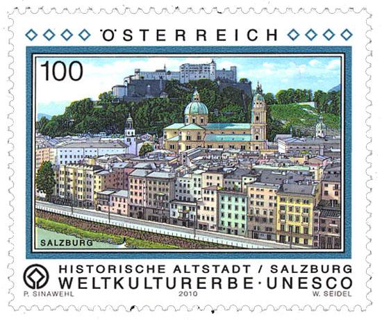 Österreich - Ausgabeprogramm 2010 01191