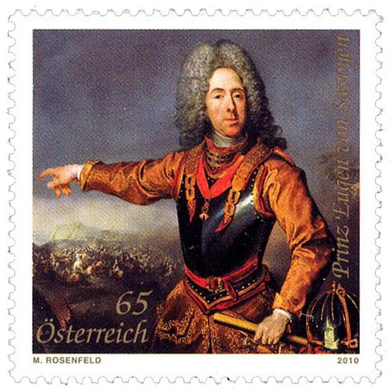 Österreich - Ausgabeprogramm 2010 01195