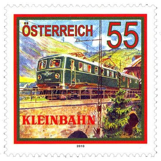 Österreich - Ausgabeprogramm 2010 01196