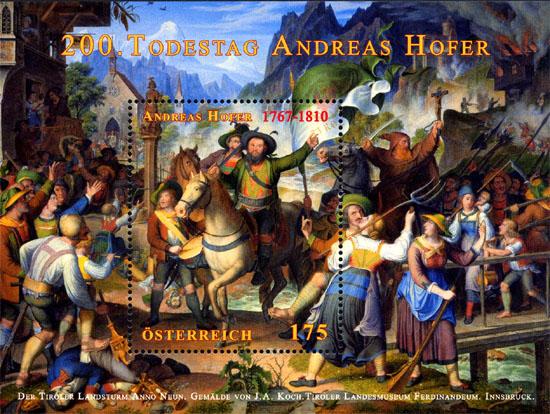 Österreich - Ausgabeprogramm 2010 01197