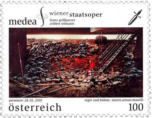 Österreich - Ausgabeprogramm 2010 01198