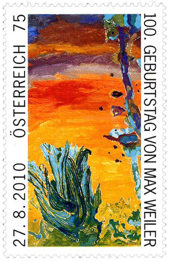Österreich - Ausgabeprogramm 2010 01199