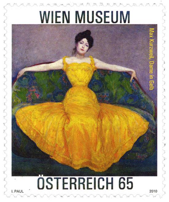 Österreich - Ausgabeprogramm 2010 01200