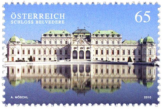 Österreich - Ausgabeprogramm 2010 01201