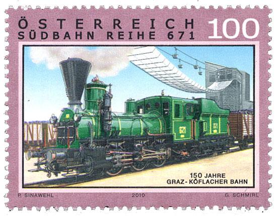 Österreich - Ausgabeprogramm 2010 01202