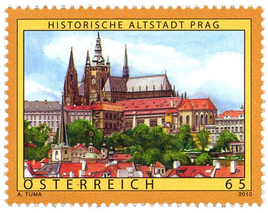 Österreich - Ausgabeprogramm 2010 01203