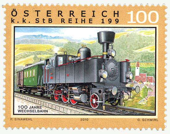 Österreich - Ausgabeprogramm 2010 - Seite 2 01204