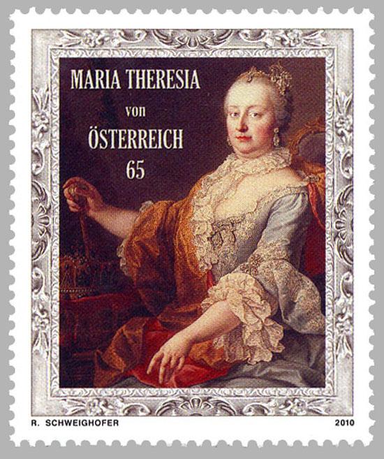 Österreich - Ausgabeprogramm 2010 - Seite 2 01207
