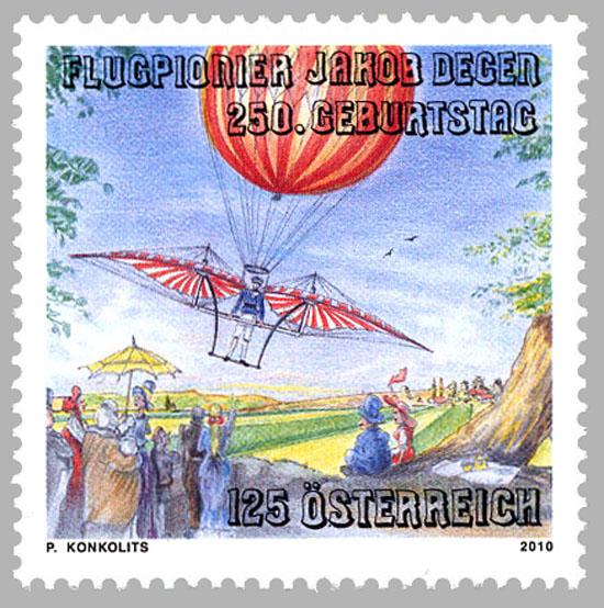 Österreich - Ausgabeprogramm 2010 - Seite 3 01209