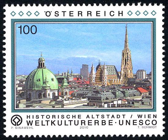Österreich - Ausgabeprogramm 2010 - Seite 3 01211