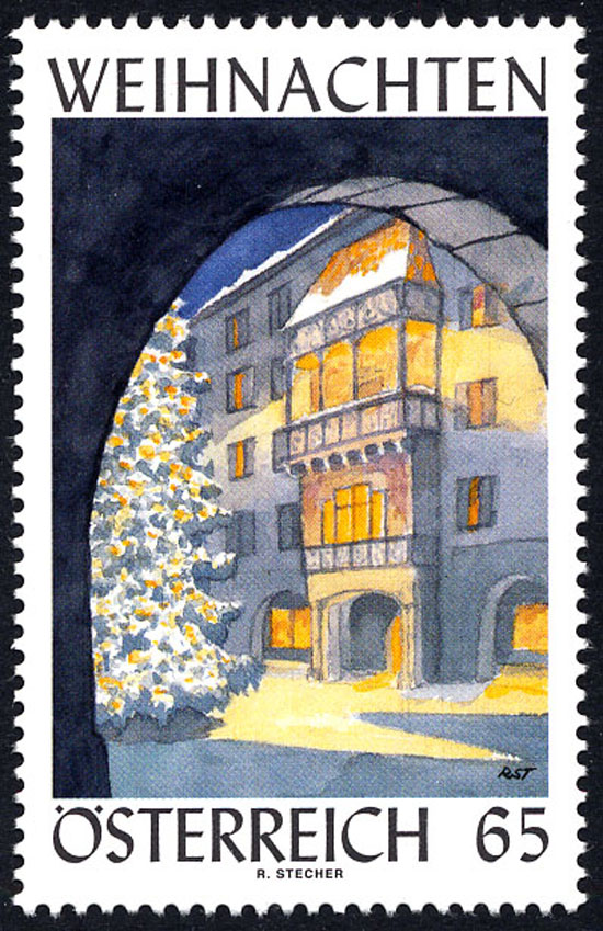 Österreich - Ausgabeprogramm 2010 - Seite 3 01212