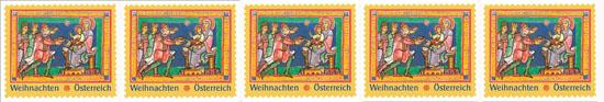 Österreich - Ausgabeprogramm 2010 - Seite 3 01213