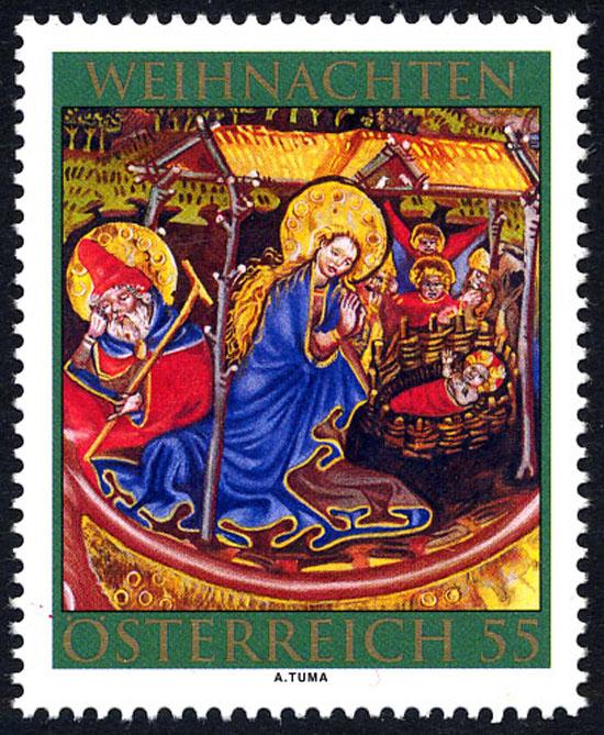 Österreich - Ausgabeprogramm 2010 - Seite 3 01214