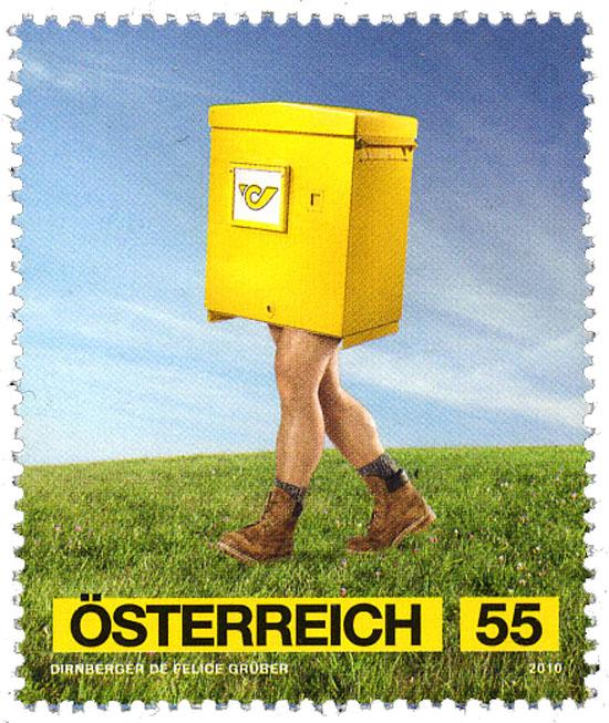 Österreich - Ausgabeprogramm 2010 01217