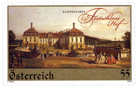Österreich - Ausgabeprogramm 2010 01218