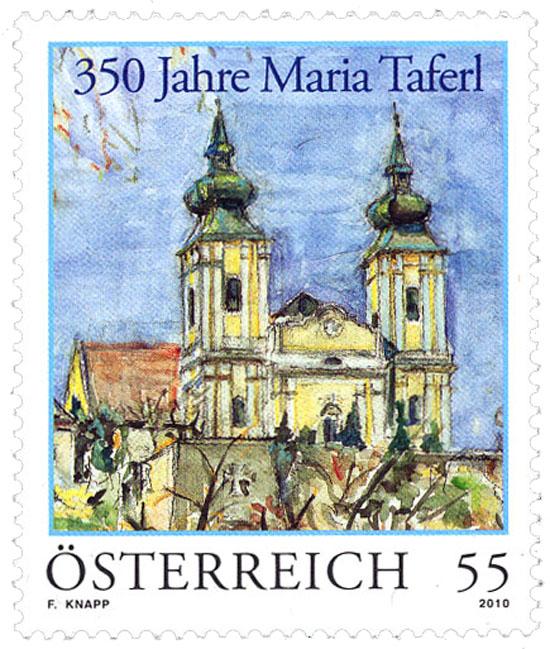 Österreich - Ausgabeprogramm 2010 01219