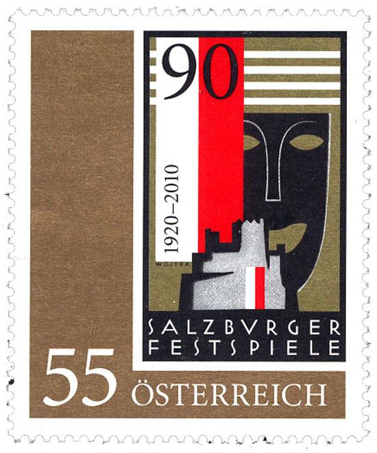 Österreich - Ausgabeprogramm 2010 01221
