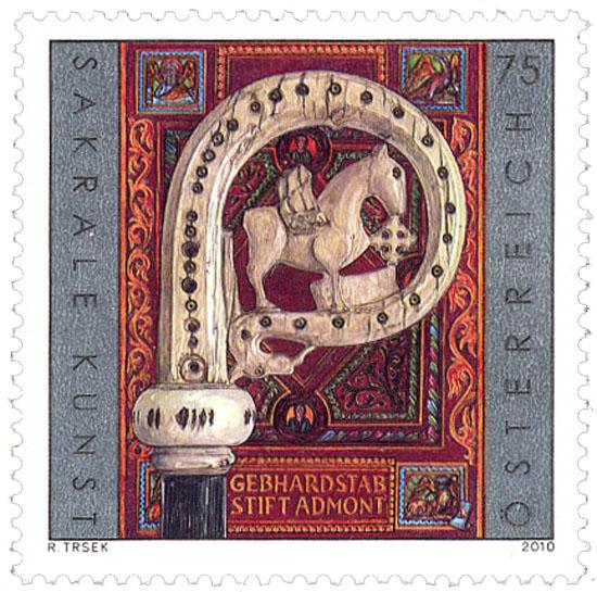Österreich - Ausgabeprogramm 2010 01222