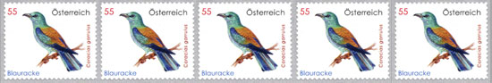 Österreich - Ausgabeprogramm 2010 01223