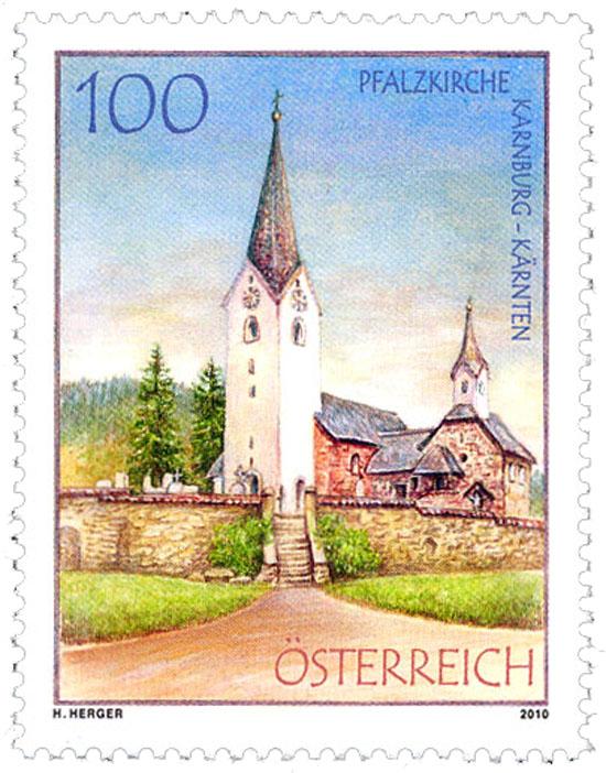 Österreich - Ausgabeprogramm 2010 - Seite 2 01230