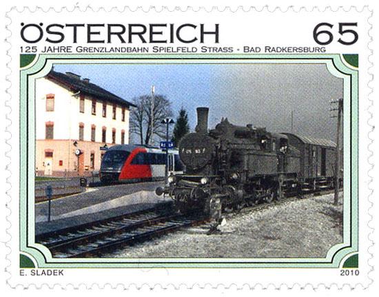 Österreich - Ausgabeprogramm 2010 - Seite 2 01234