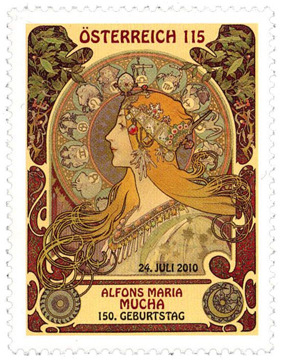 Österreich - Ausgabeprogramm 2010 - Seite 2 01236
