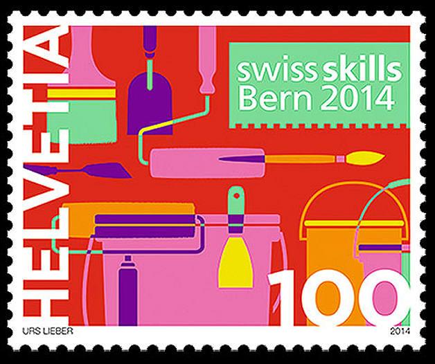 schweiz - Ausgaben 2014 - Schweiz 01274