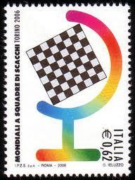 Schach - das königliche Spiel / Briefmarken 01282