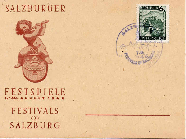 Musik  /  Salzburger Festspiele 01298