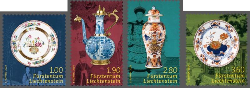 Liechtenstein - AUSGABEN 2014 Liechtenstein 01306