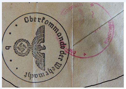 nach - Brief von Yokohama nach Deutschland 1941 01315