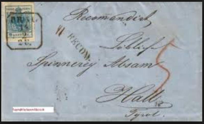 literatur - Postverhältnisse Bayern - Österreich - Seite 3 01326